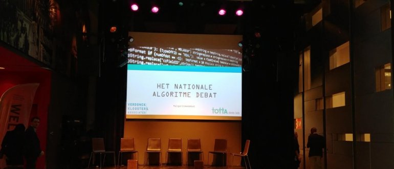 Nationale Algoritme Debat