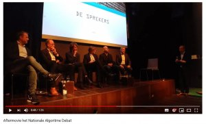 Aftermovie Nationale Algoritme Debat